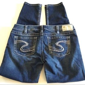 Silver Jeans, Camden Skinny 32x30